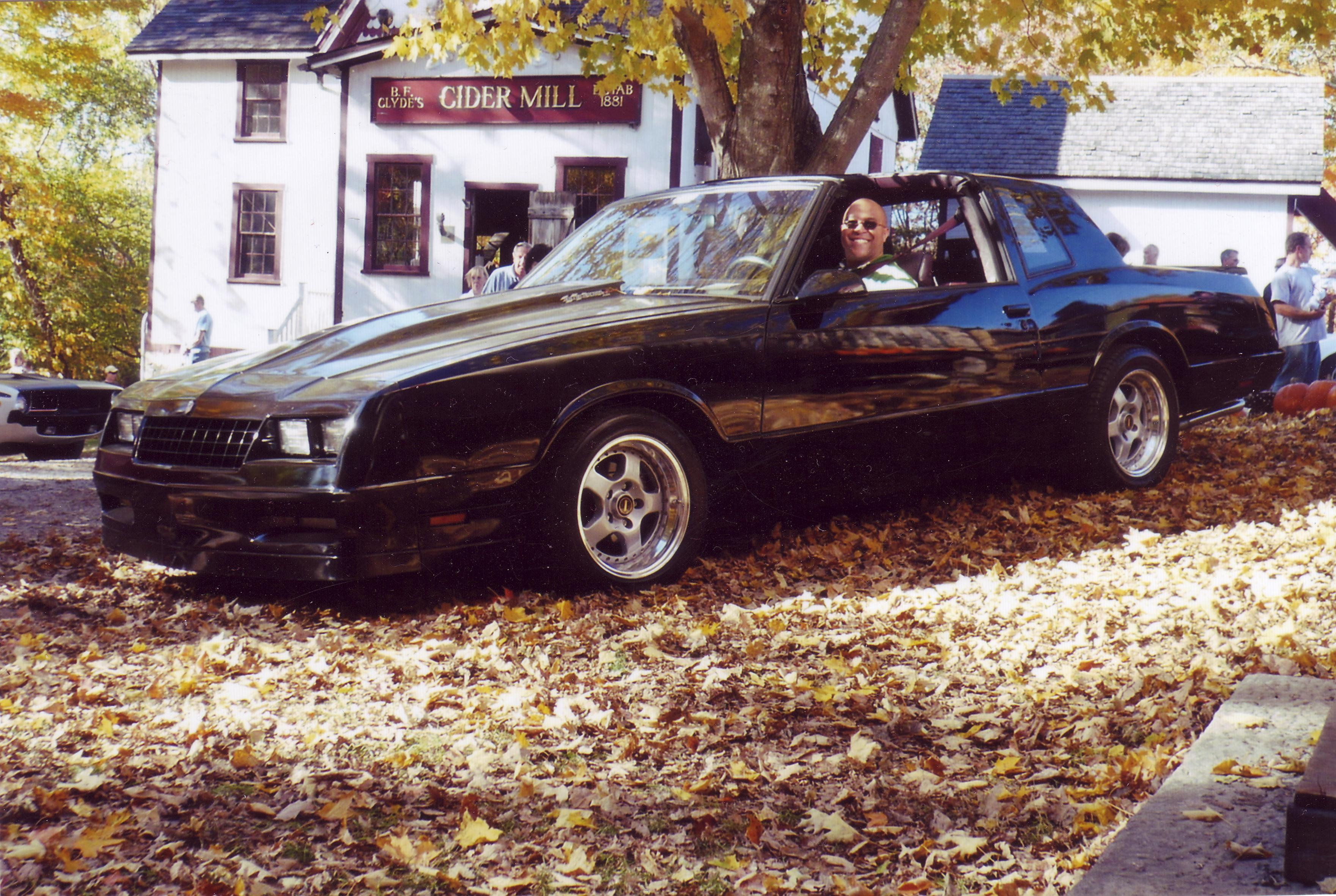 Shawn's 86 Monte Carlo SS