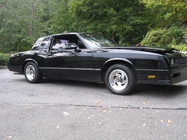 Jon's 85 Monte Carlo SS (for sale)