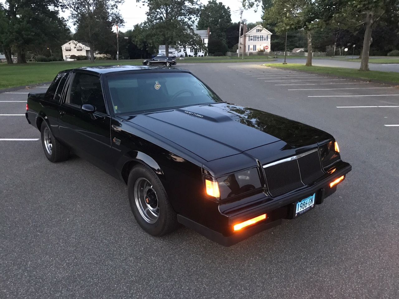 RonMichaels 86 Grand National
