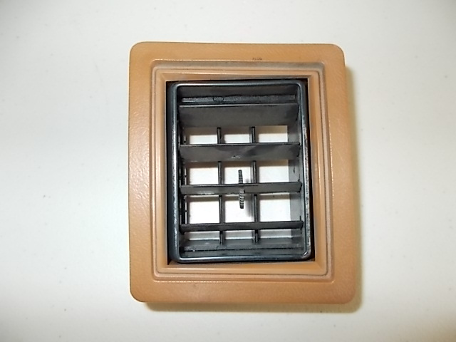 78-80 Tan Right Side Vent.