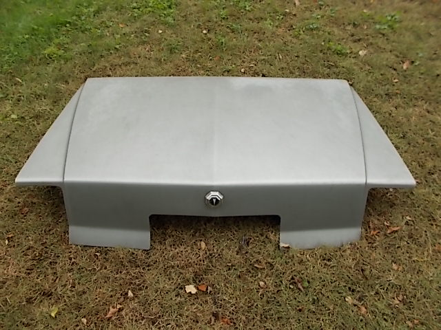 81-87 Grand Prix Deck Lid
