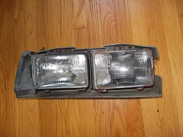 83-88 Monte Carlo SS RH Headlight Bucket. complete (several)