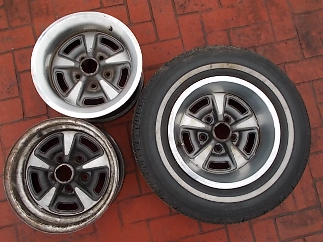 14 inch Steel Wheels (3)